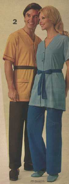 It Came From The 1971 Sears Catalog Nightwear
