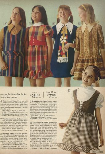It Came From the 1971 Sears Catalog: Young Pacesetters