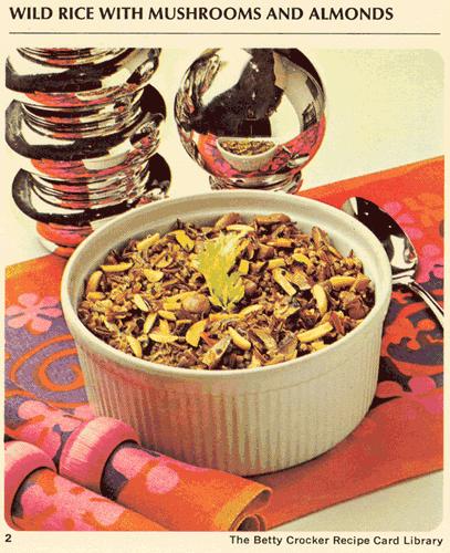 Mushroom And Wild Rice Chowder Recipes — Dishmaps