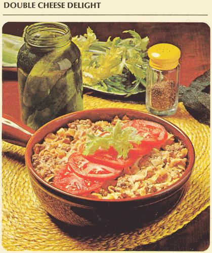 1971 betty crocker recipe library - budget casseroles 7c