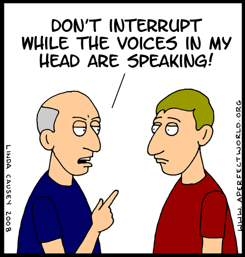 how to teach someone not to interrupt