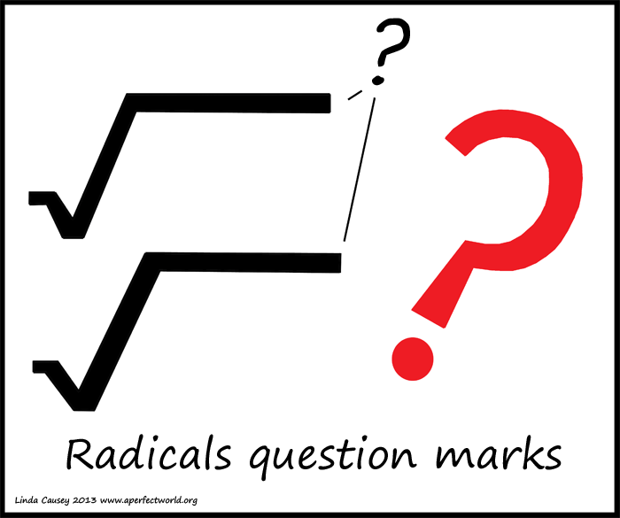 questions on radicals
