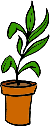 clipart of plants - photo #6