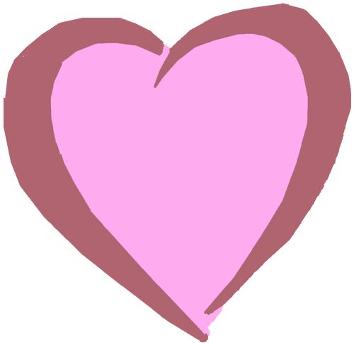 Heart Borders Clip Art. heart