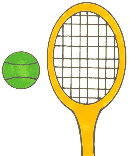 clipart sport tennis - photo #2